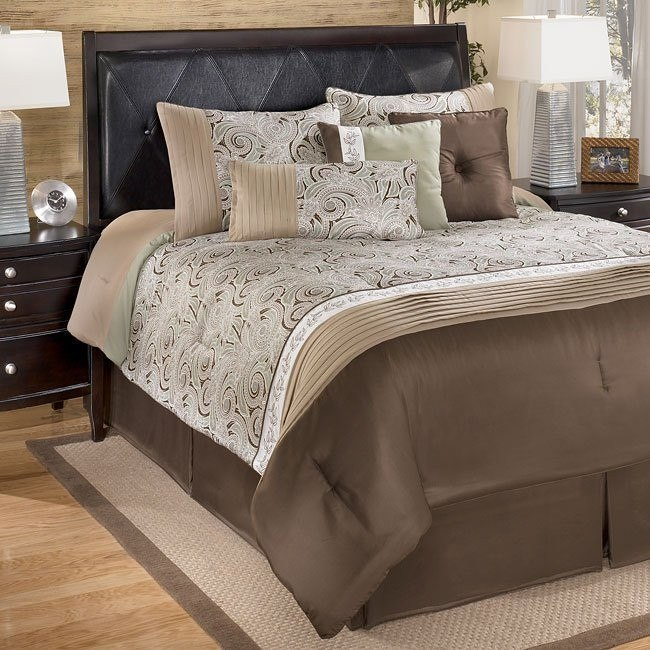 Vista - Paisley Bedding Set