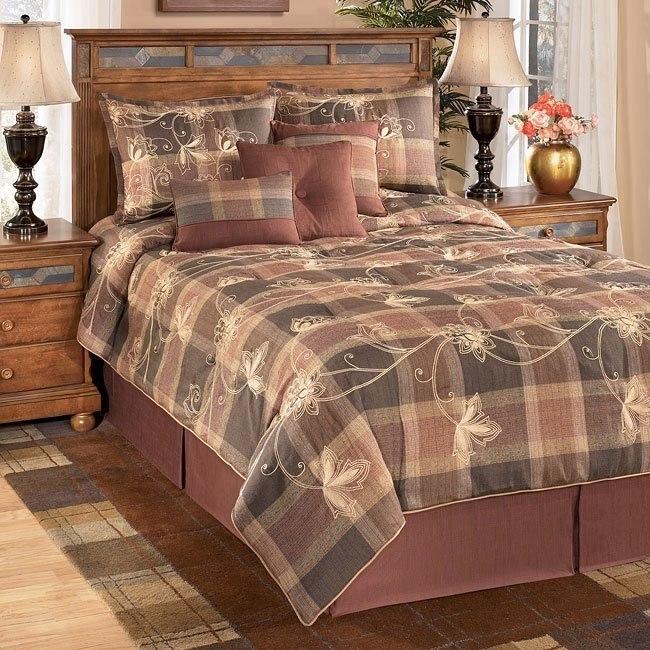 Arlington - Rustic 7-Piece Bedding Set