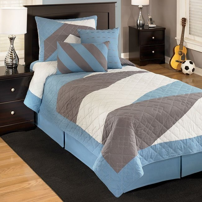 Slater - Multi Youth Bedding Set