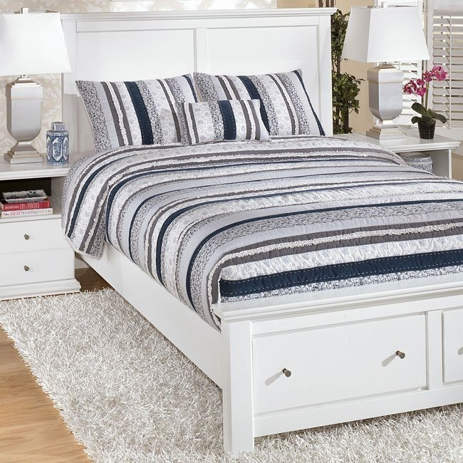 Napa Denim Bedding Set