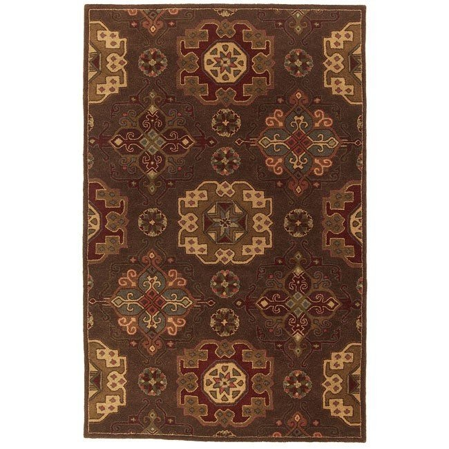 Haldora - Brown Rug