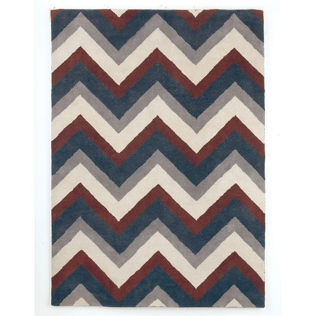 Whitman - Navy Medium Rug