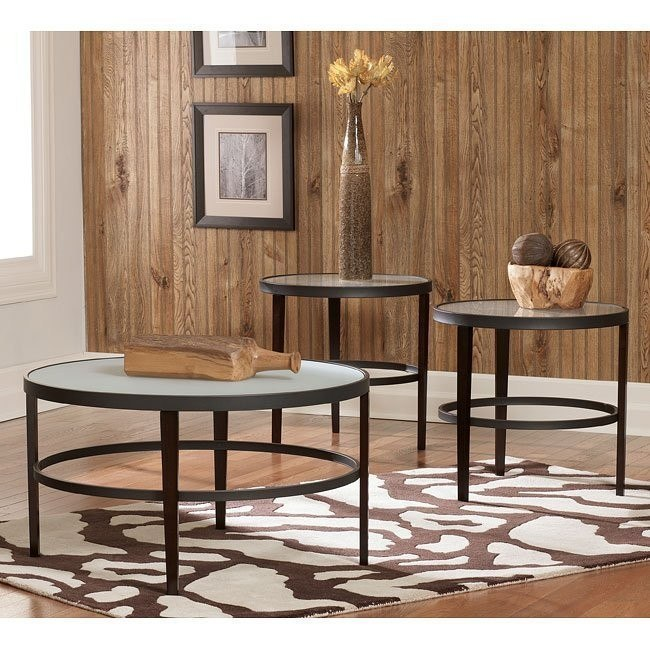 Romy 3-in-1 Occasional Table Set