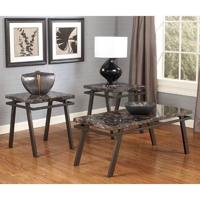 Paintsville 3-Piece Occasional Table Set