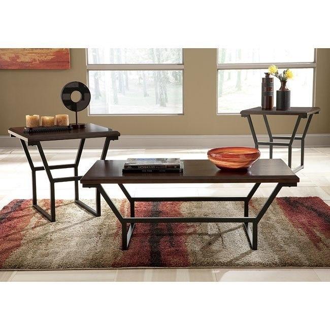 Minburn 3-Piece Occasional Table Set