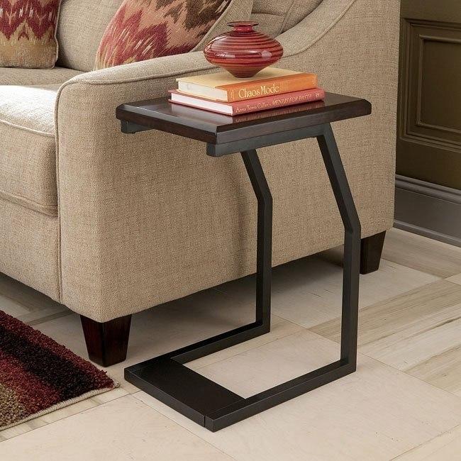 Minburn Chair Side End Table