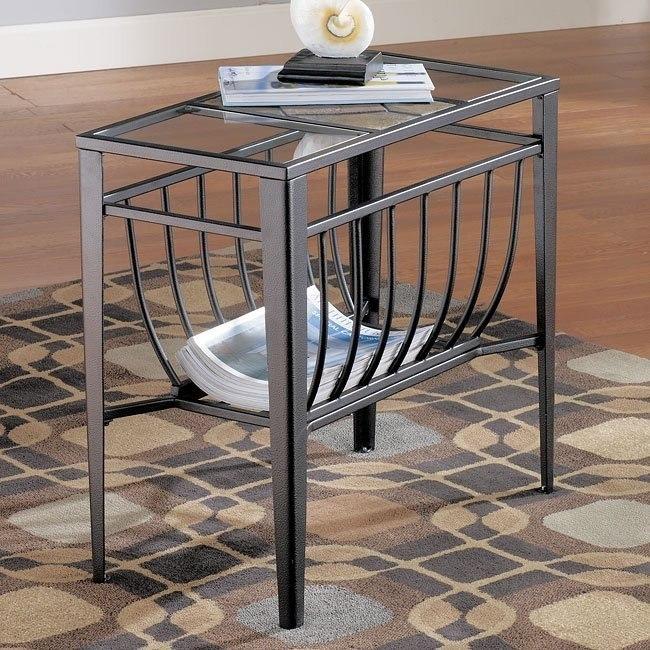 Calder Chairside End Table