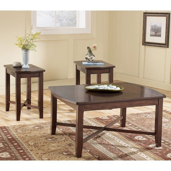 Abram 3-in-1 Occasional Table Set