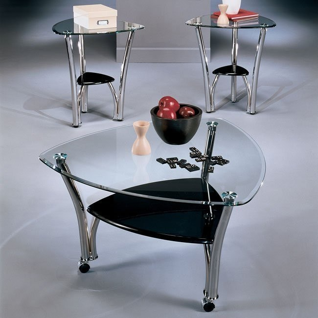 Pascal 3-in-1 Occasional Table Set