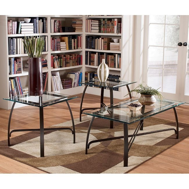 Liddy 3-in-1 Occasional Table Set