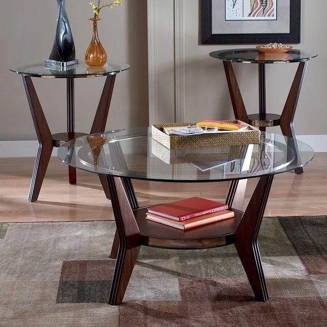 Ferretti 3-in-1 Occasional Table Set