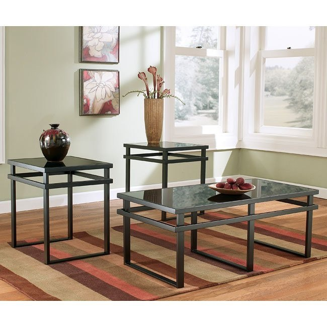 Laney 3-in-1 Occasional Table Set