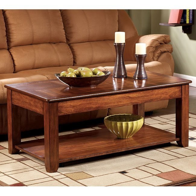 Lucca Lift-Top Occasional Table Set