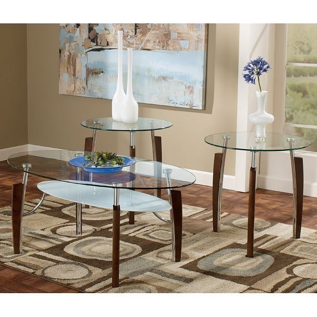 Avani 3-in-1 Occasional Table Set