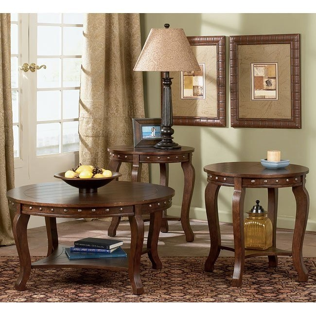 Lakota 3-in-1 Occasional Table Set