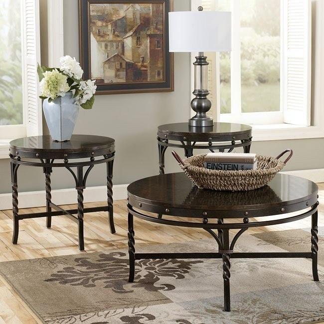 Brindleton 3-Piece Occasional Table Set