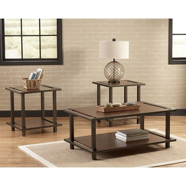 Shanklin 3-Piece Occasional Table Set