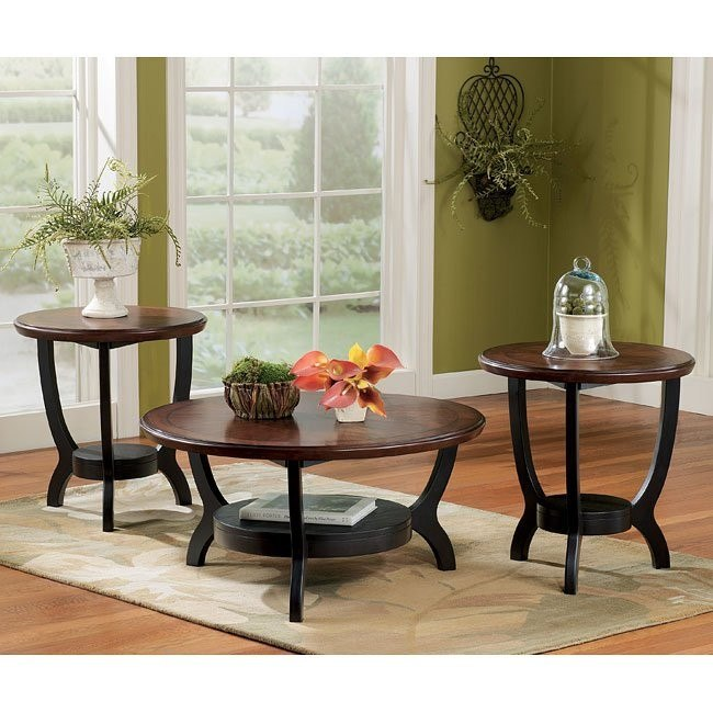 Ashburn 3-in-1 Occasional Table Set