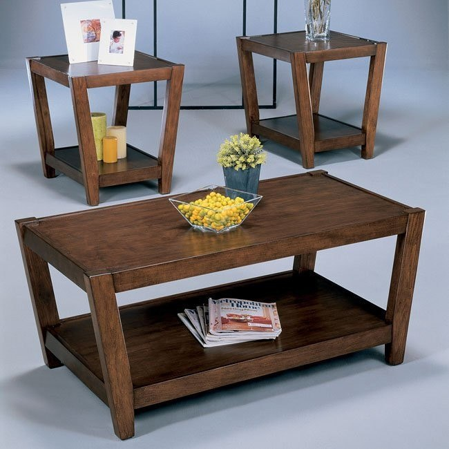 Tenley 3-in-1 Occasional Table Set