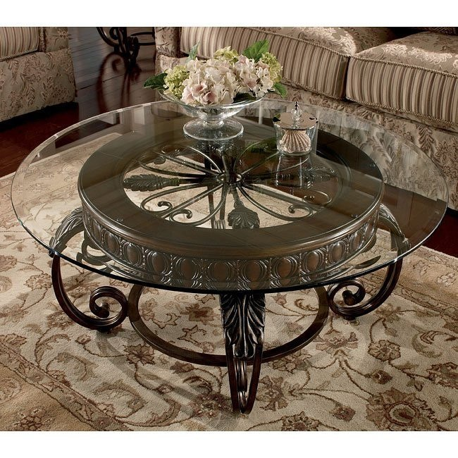 Tullio Occasional Table Set