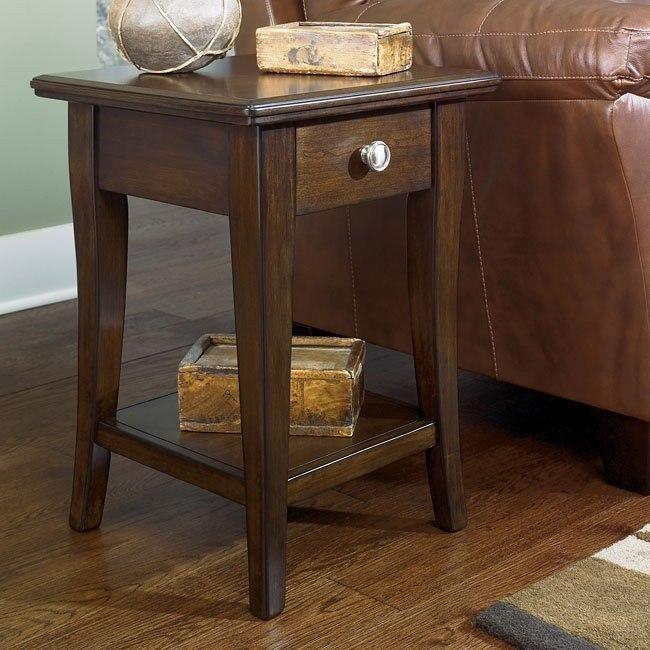 Dhyana Chairside End Table