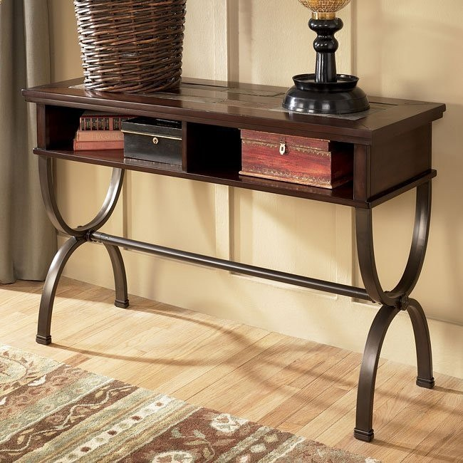 Zander Sofa/ Console Table