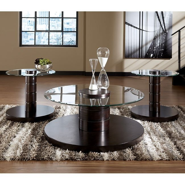 Nuba Occasional Table Set