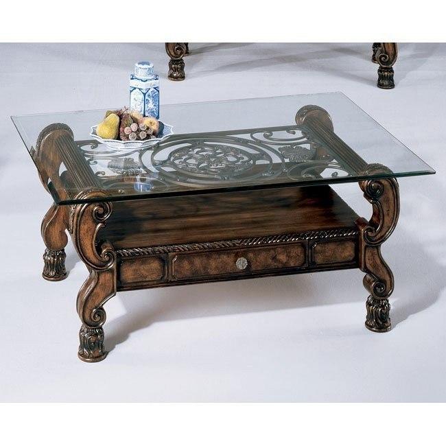 Margilles Rectangular Cocktail Table