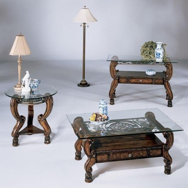 Margilles Occasional Table Set