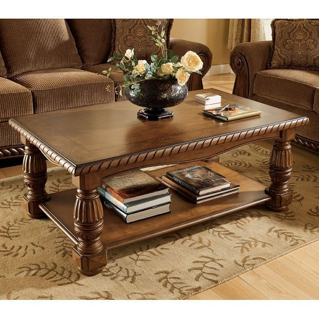 Brockton Occasional Table Set