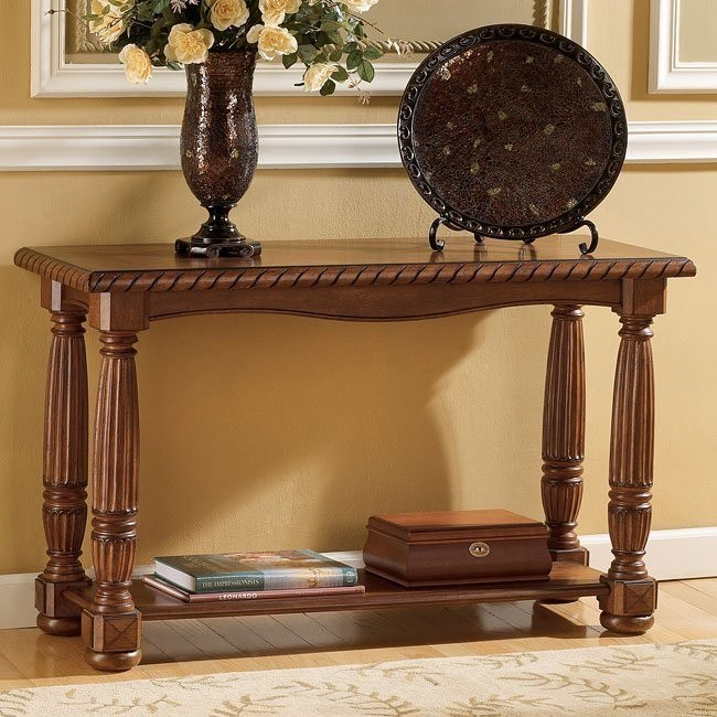 Brockton Sofa Table