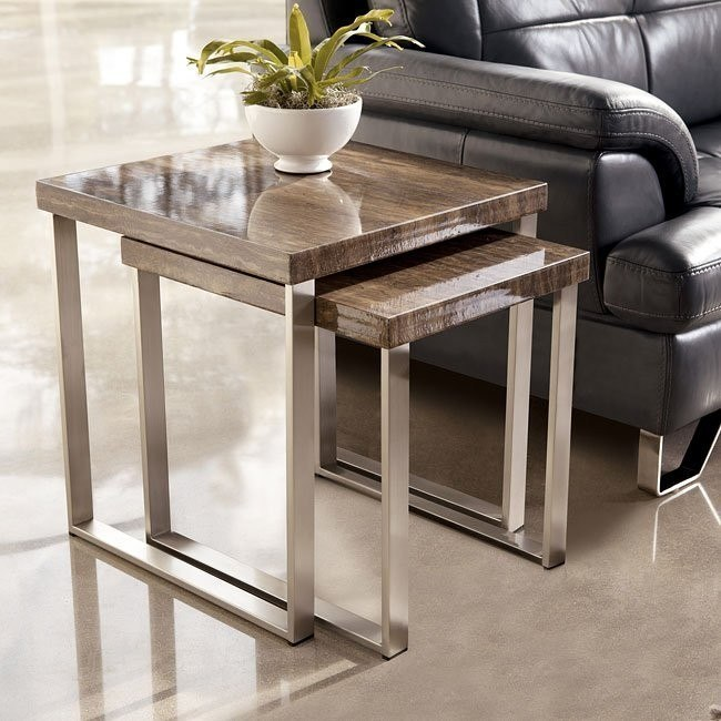 Elfin Nesting End Tables