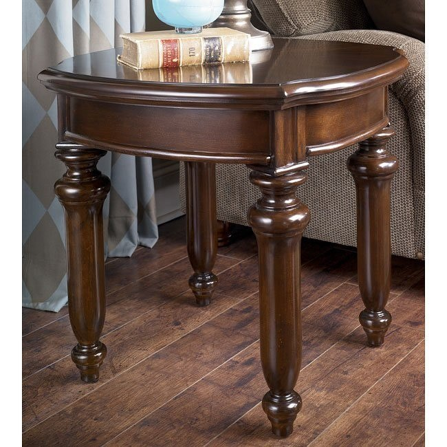 Barclay Place Square End Table