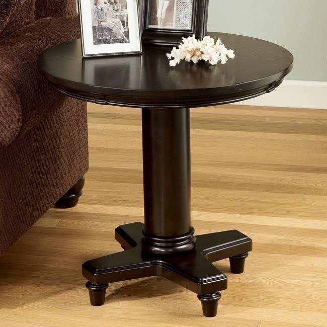 Marcella Round End Table