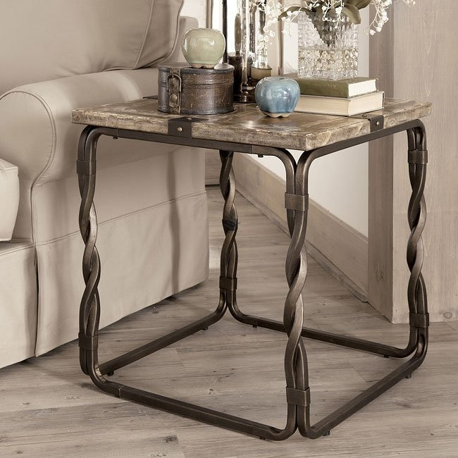 Barbourville End Table