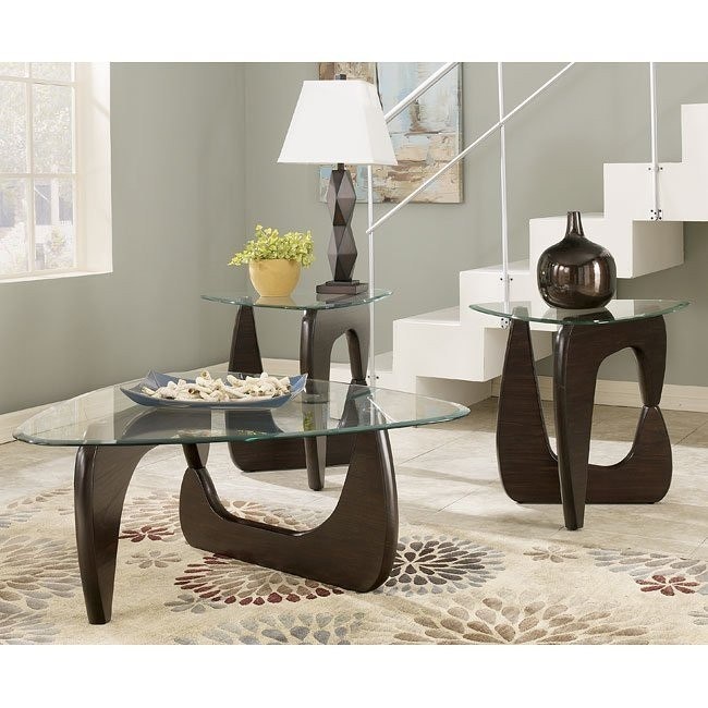 Blanca 3-in-1 Occasional Table Set