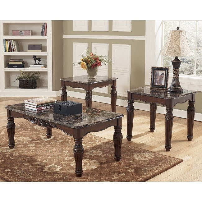 North Shore 3-in-1 Occasional Table Set