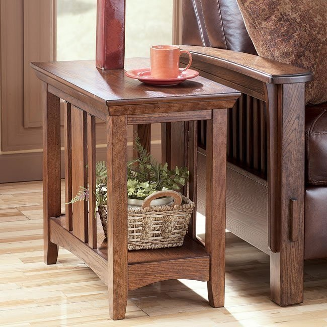 Wilkes Chairside End Table
