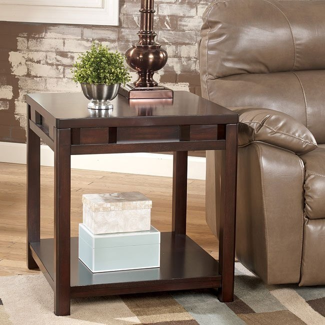Templenz Square End Table
