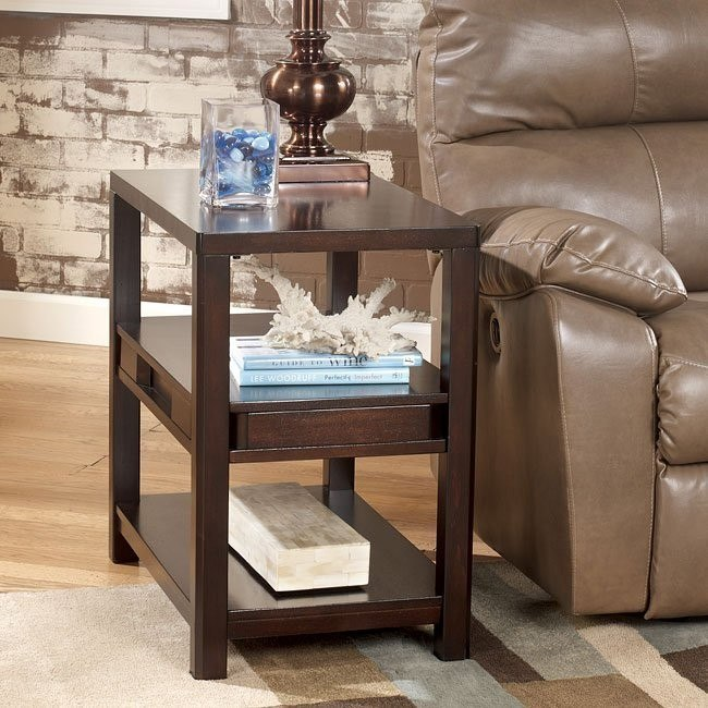 Templenz Chairside End Table