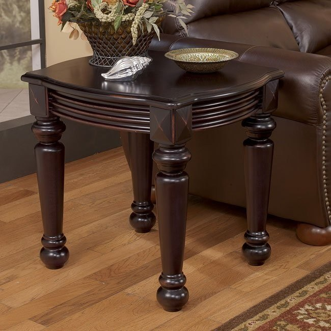 Macklina Rectangular End Table
