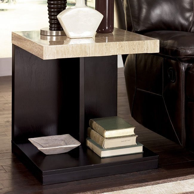 Landyn Square End Table