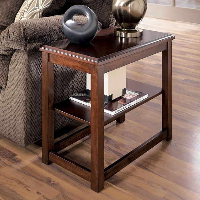 Lance Chairside End Table