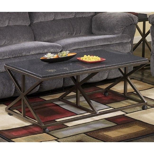 Zenix Occasional Table Set