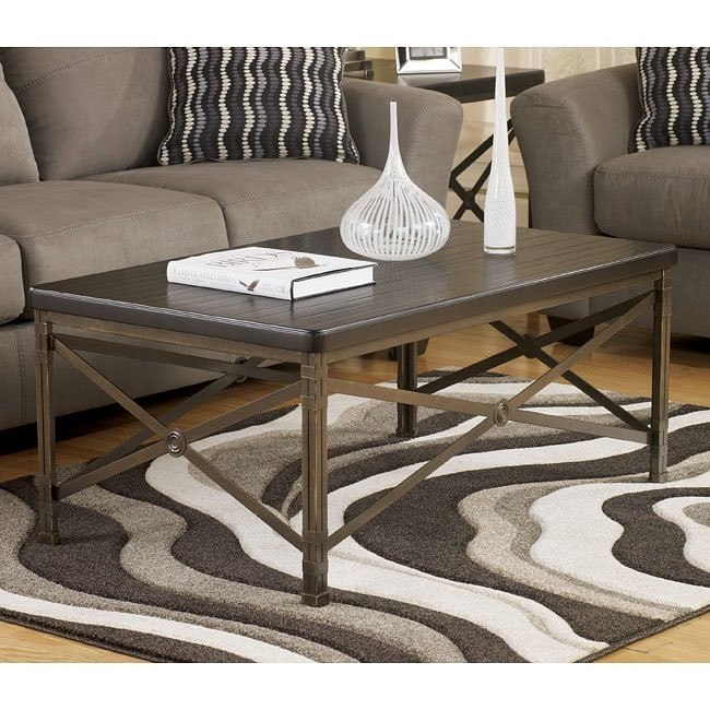 790f857626bf Kelling Grove Rectangular Cocktail Table by Signature Design by Ashley