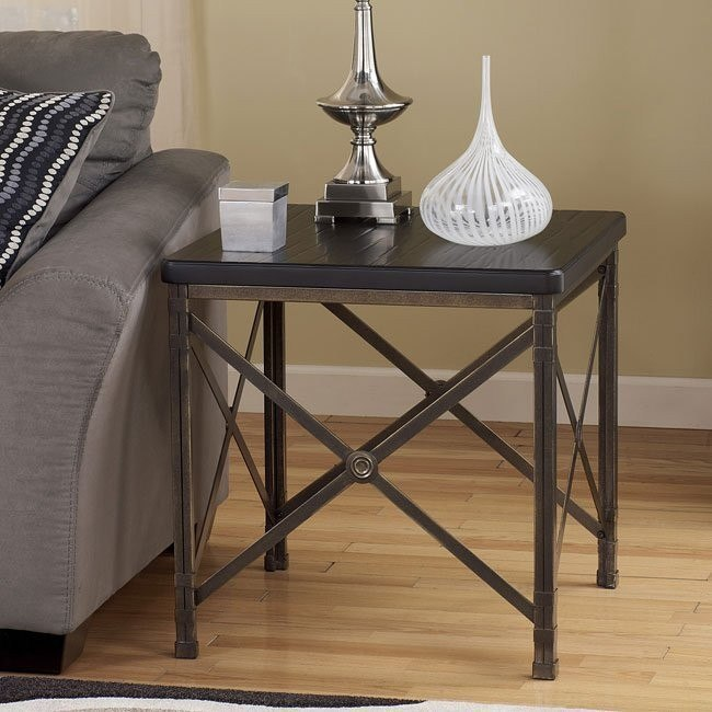 Kelling Grove Square End Table