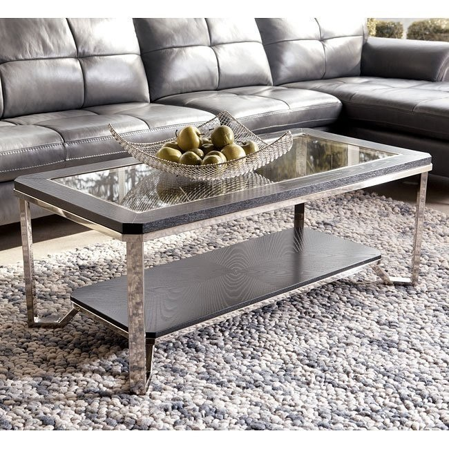 Mardelle Cocktail Table