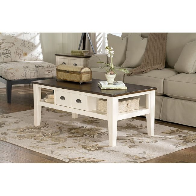 Whitesburg Occasional Table Set