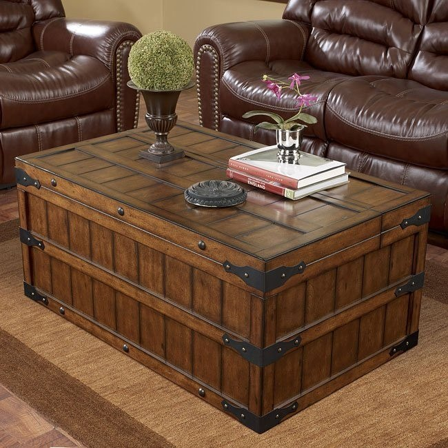 Shepherdsville Rectangular Cocktail Table