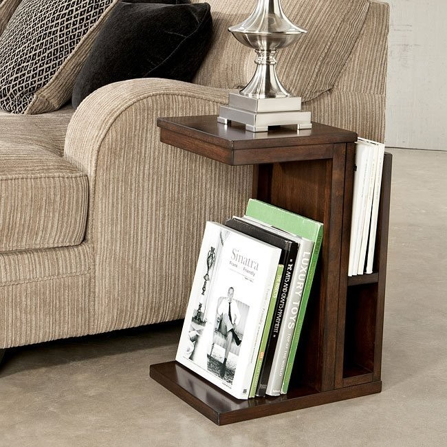 Kishore Chair Side End Table